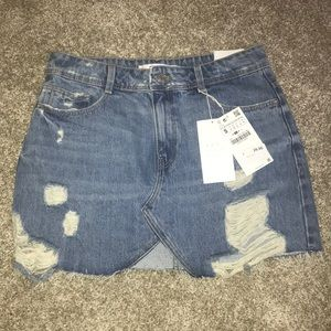 Denim Skirt BRAND NEW WITH TAGS